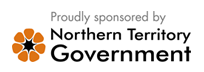 Proudly sponsored by Northern Territory Government