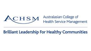 Australasian College of Health Service Management
