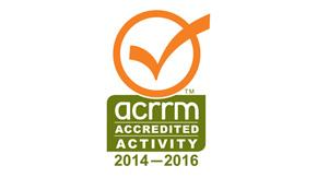 ACRRM Acredited Activity 2014-2016