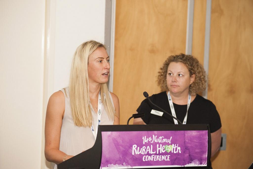 © Kirkland Photograpy. National Rural Health Alliance