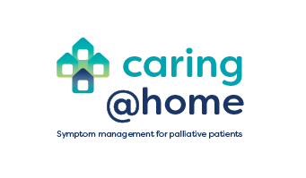 Caring at home logo