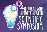 4th Rural and Remote Health Scientific Symposium