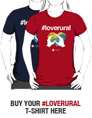 loverural tshirt
