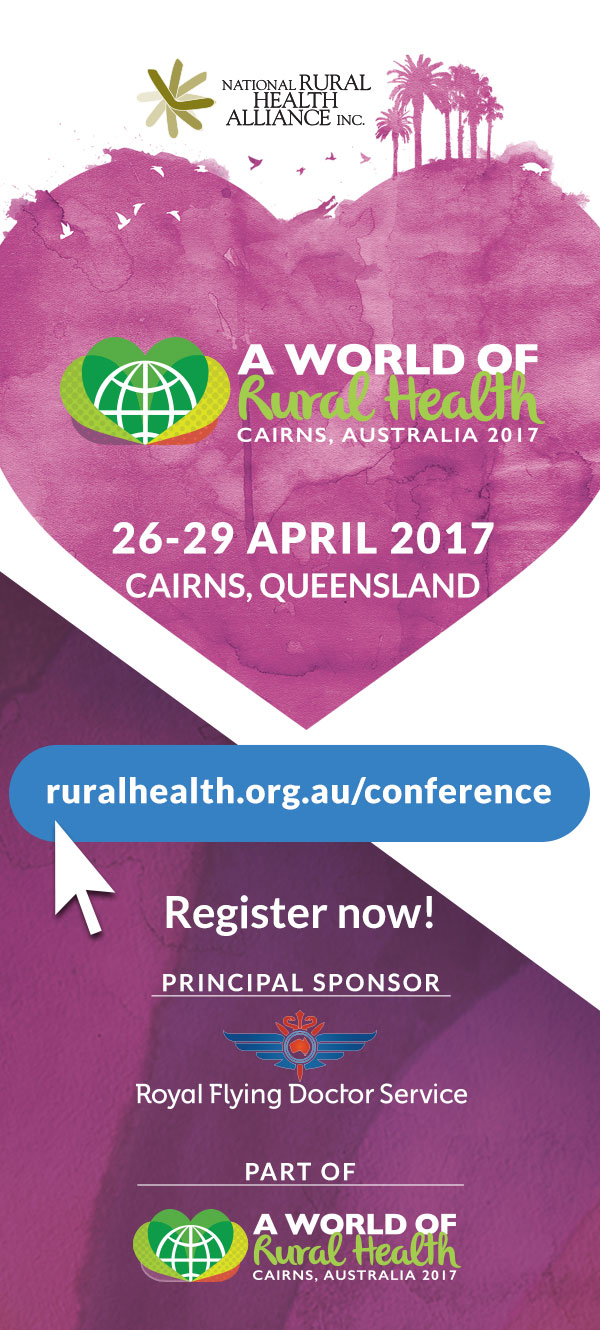 14th National Rural Health Conference