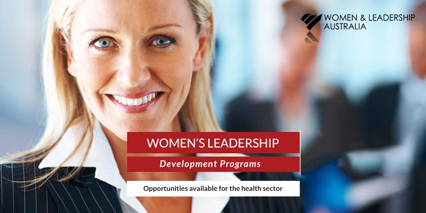 Women's leadership development programs – opportunities available for the health sector