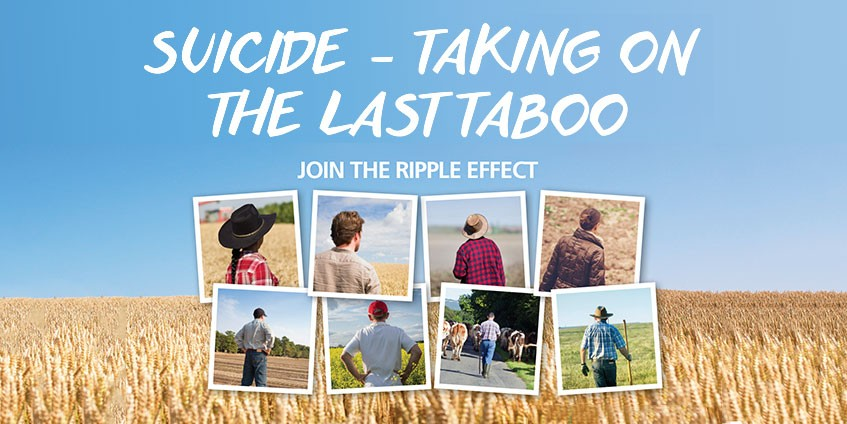 Opening up the conversation about rural suicide