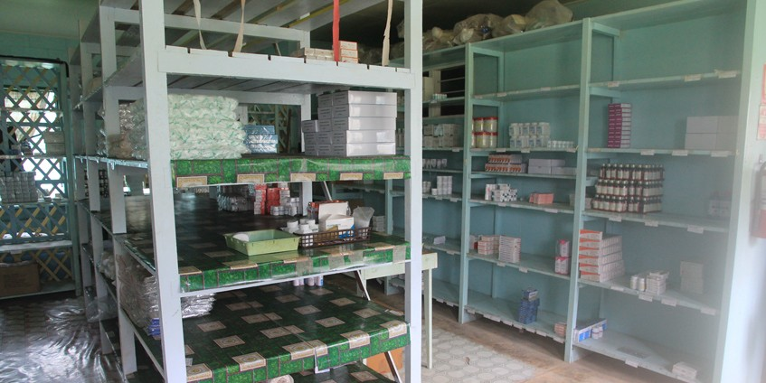 Local PNG medical supplies