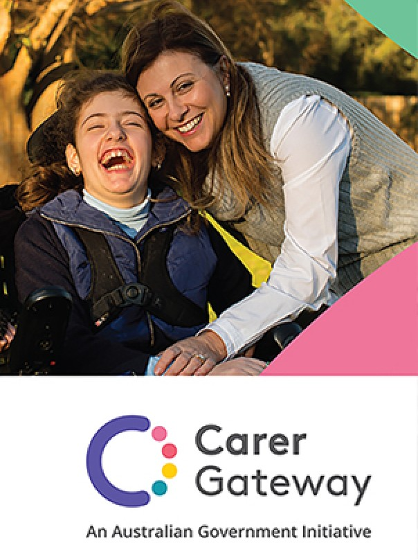 Carers attend your practice every day. Tell them about Carer Gateway. It's a great place to start for information and support. 1800 422 737. carergateway.ogv.au