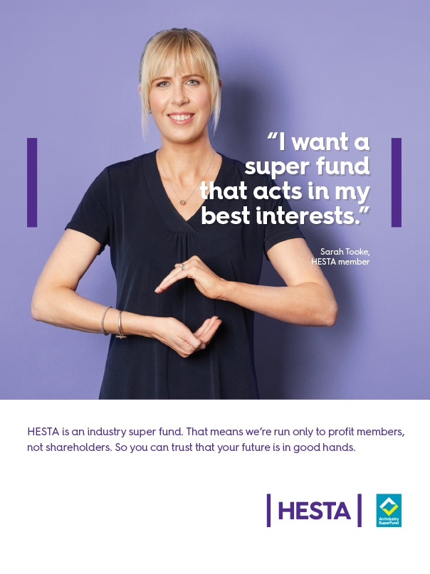 I want a super fund that acts in my best interests