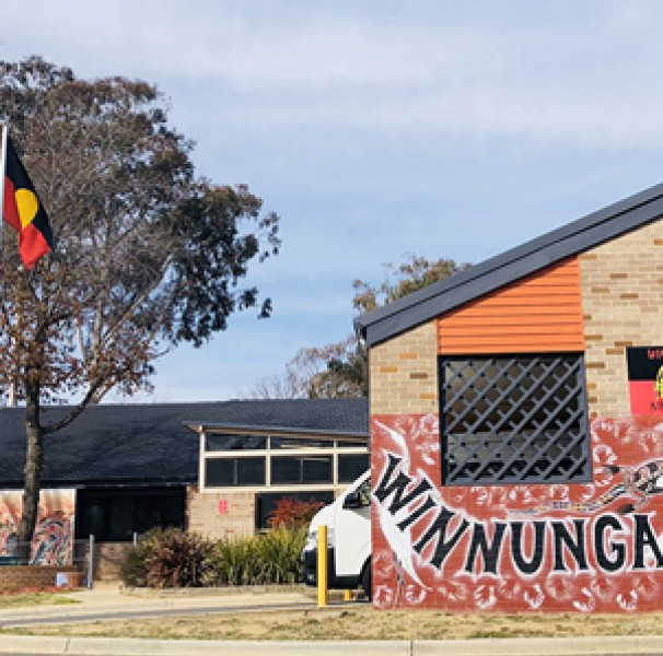 Winnunga Nimmityjah Aboriginal Health and Community Services, ACT