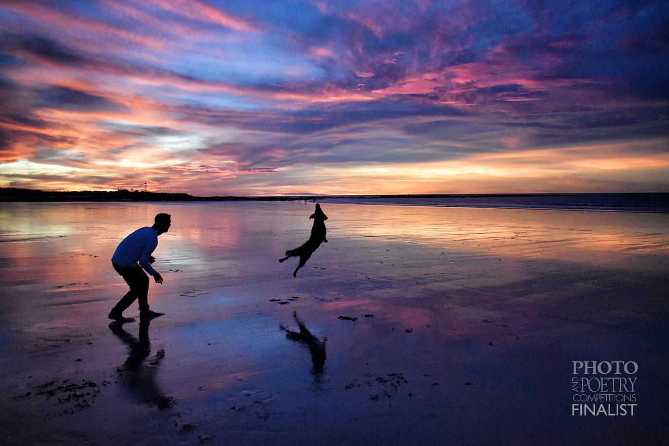 Joanna Cyrupa - Just another wet season sunset on Cable Beach.<br />Ob – la– di – ob –la –da hola