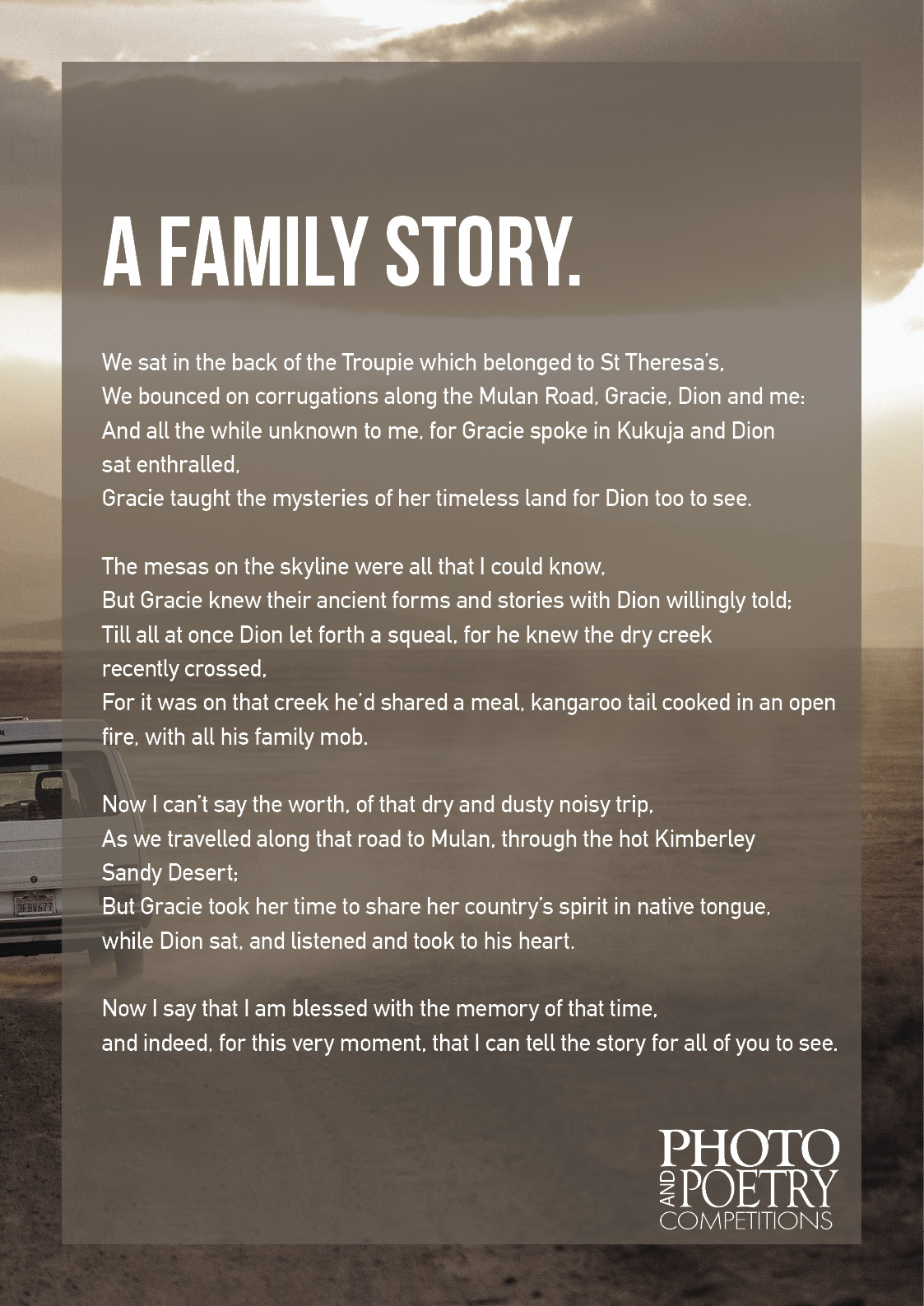 Lawrie Grant - A family story