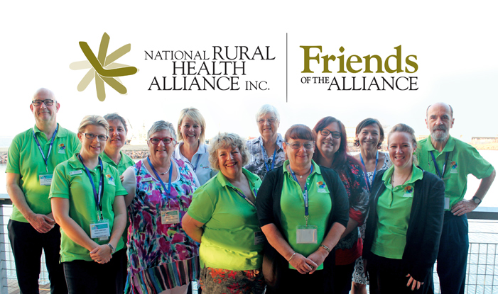 NATIONAL RURALHEALTH ALLIANCE INC Friends Of The Alliance