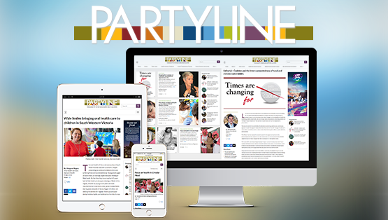 Partyline images