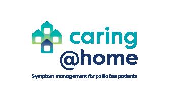Caring at home logo