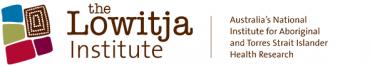 Lowitja Institute logo
