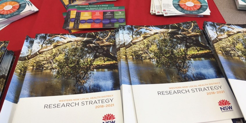 Research Strategy covers