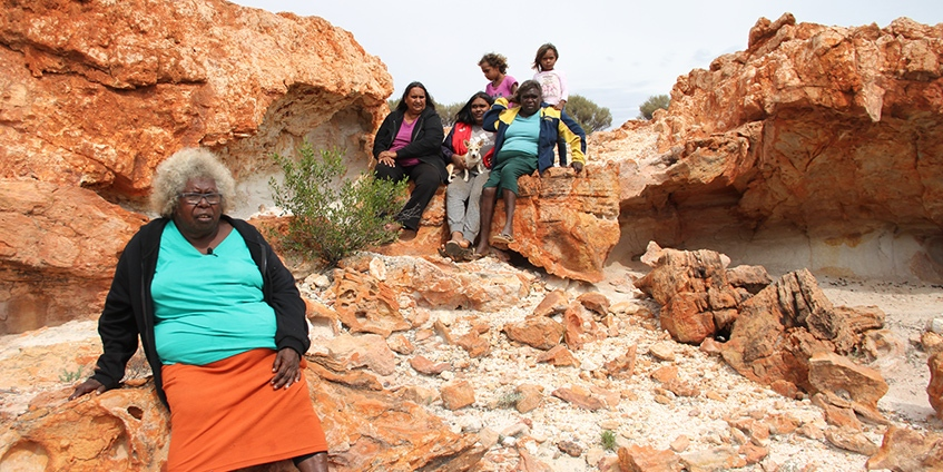 Education at Wiluna, WA