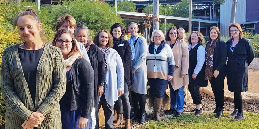 Dubbo workshop participants