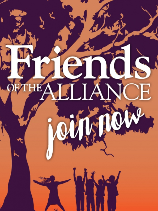 Friends of the Alliance join now