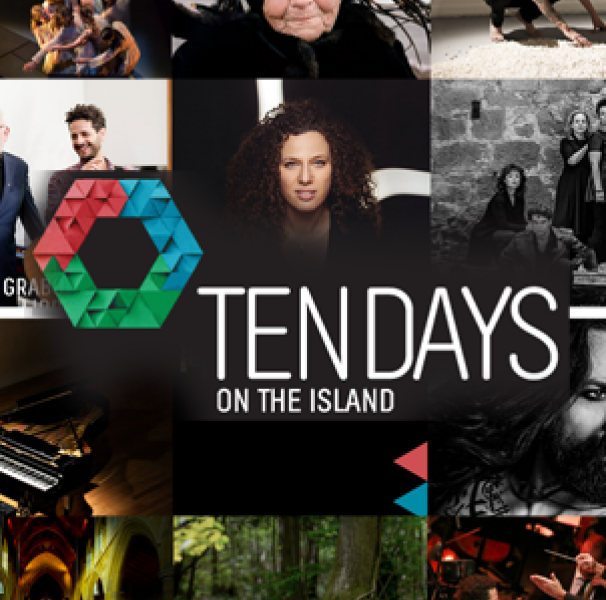 Ten Days on the Island