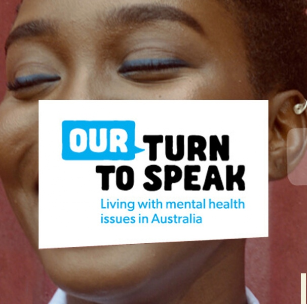The Our Turn to Speak survey. Image: SANE