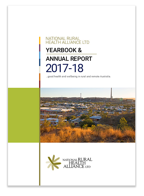 annual report screen shot