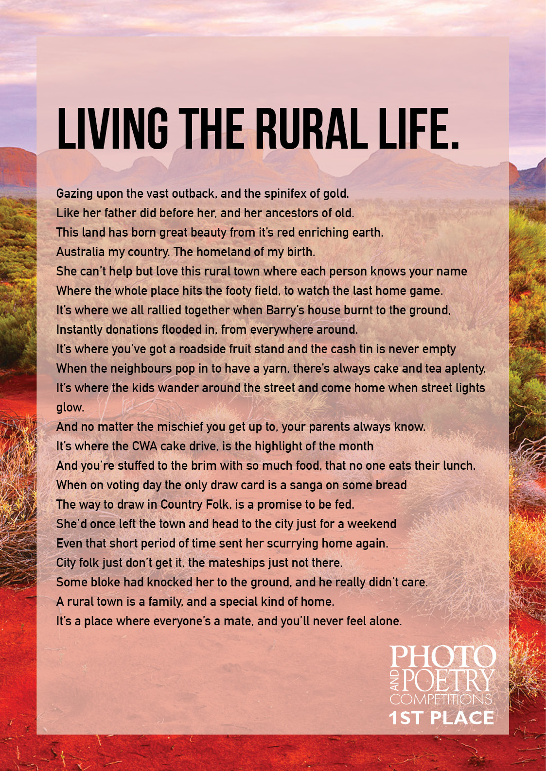 AlexandraStewart - Living the rural life