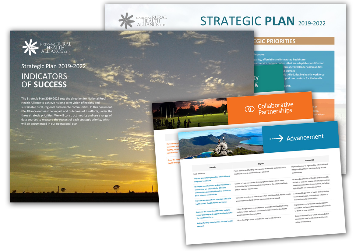Strategic Plan Indicators of success