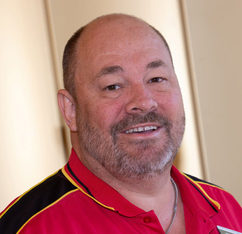 Keith Gleeson