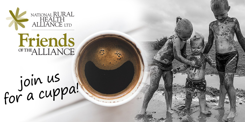 Join us for a cuppa image