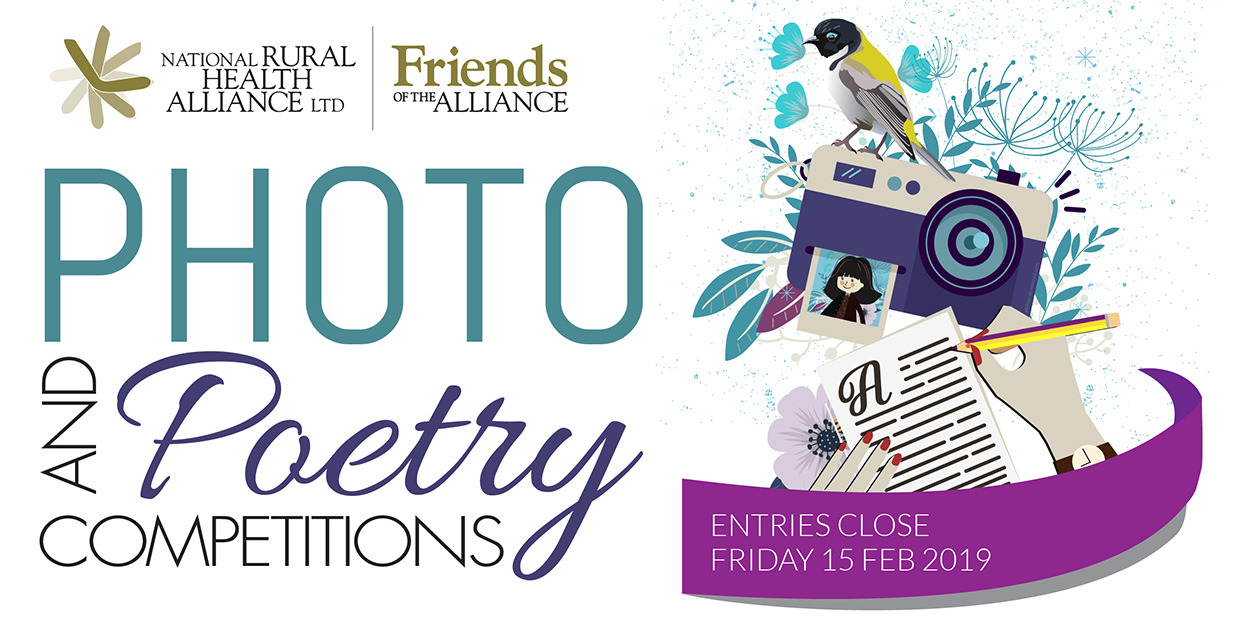 Friends Photo and poetry competition
