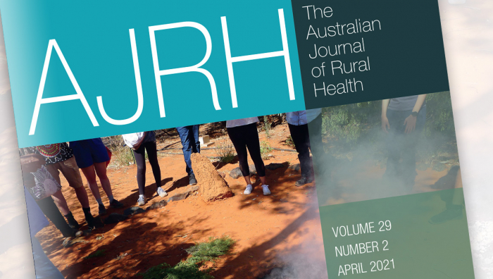 AJRH Special Issue on rural health education and training
