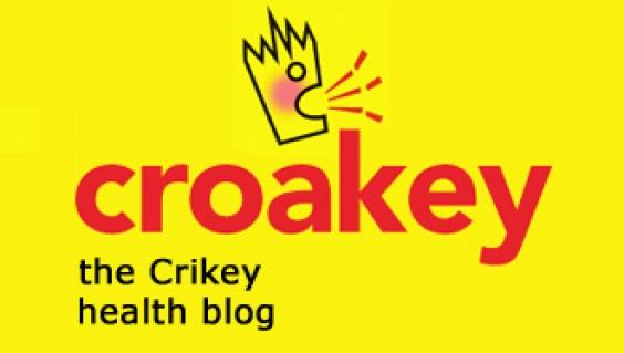 croakey health blog